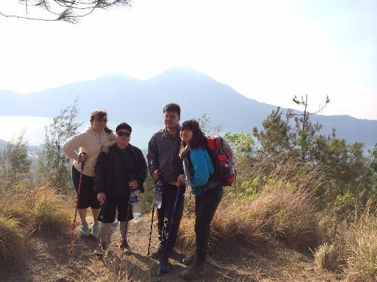 bali hiking day tours mount batur 2